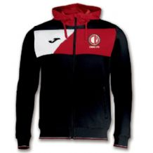 Crewe United Hoodie Jacket - Adults 2018